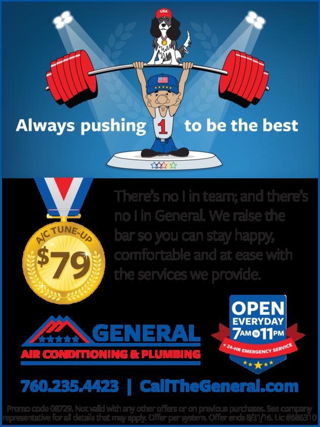 General Tidbits Ad